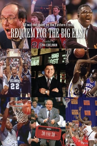 Poster of Requiem For The Big East