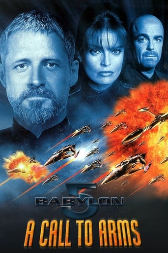 Poster of Babylon 5: A Call to Arms
