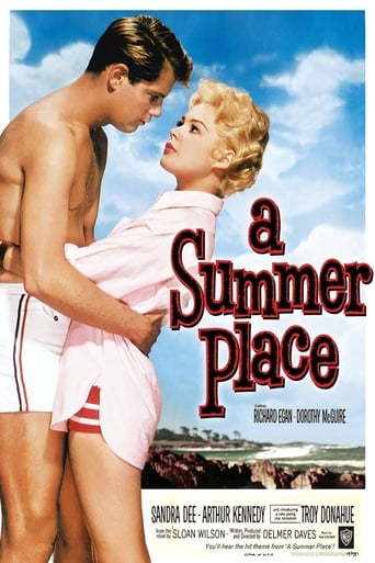 Poster of A Summer Place