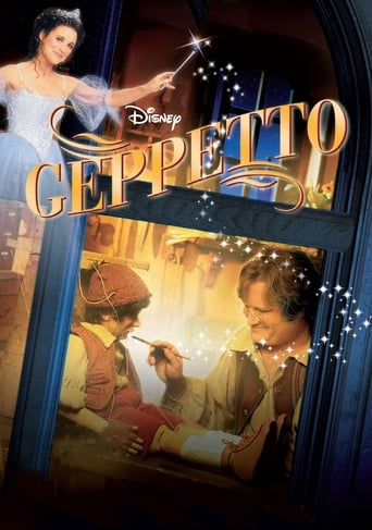 Poster of Geppetto
