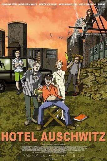 Poster of Hotel Auschwitz