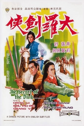 Poster of The Secret of the Dirk