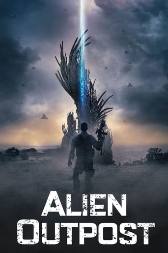 Poster of Alien Outpost