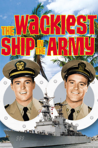 Poster of The Wackiest Ship in the Army
