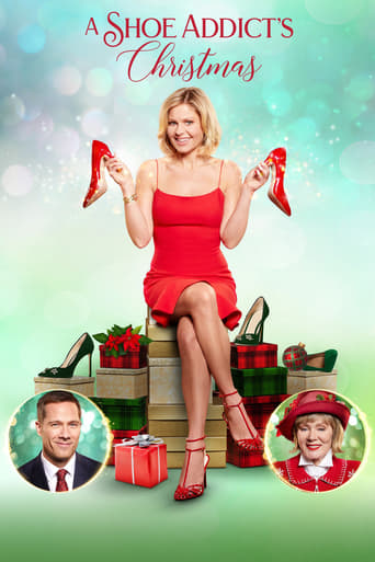 Poster of A Shoe Addict's Christmas