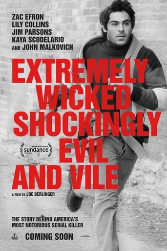 Poster of Extremely Wicked, Shockingly Evil and Vile