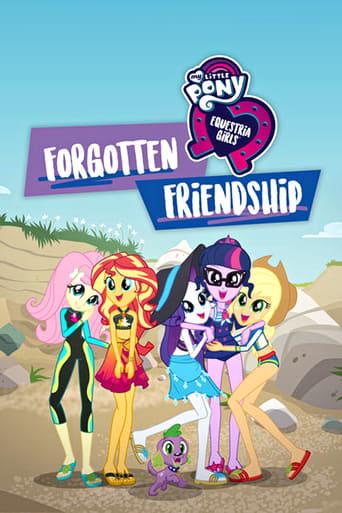 My Little Pony: Equestria Girls - Forgotten Friendship poster