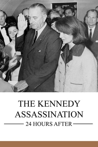 Poster of The Kennedy Assassination: 24 Hours After