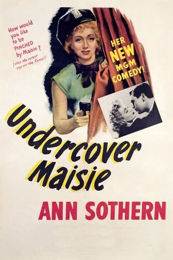 Poster of Undercover Maisie