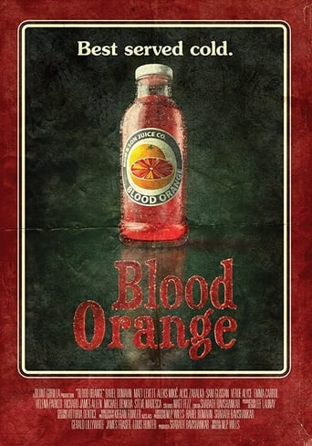 Poster of Blood Orange