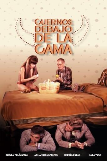 Poster of Cuernos debajo de la cama