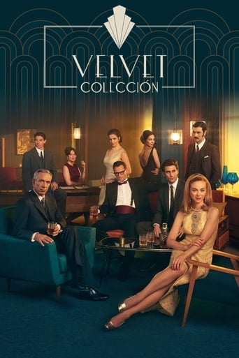 Poster of The Velvet Collection