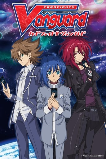 Poster of Cardfight!! Vanguard