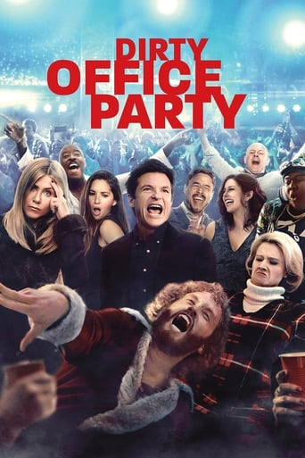 Filmplakat von Office Christmas Party