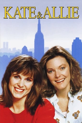 Poster of Kate & Allie