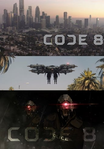 Poster of Code 8