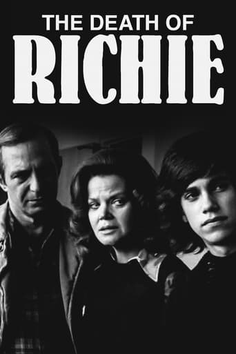 Poster of The Death of Richie