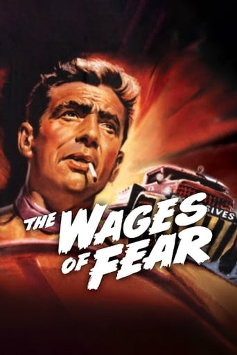 Poster of The Wages of Fear