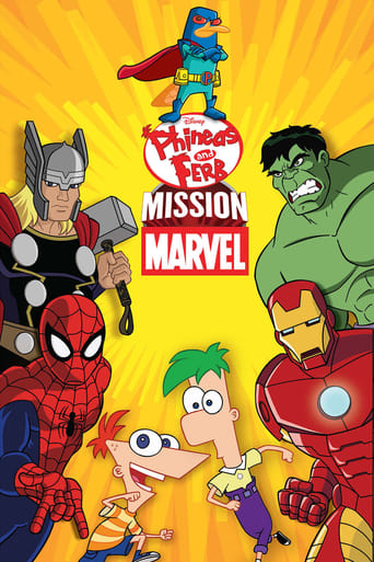 Poster of Phineas and Ferb: Mission Marvel