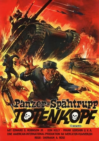 Poster of Tank Battalion