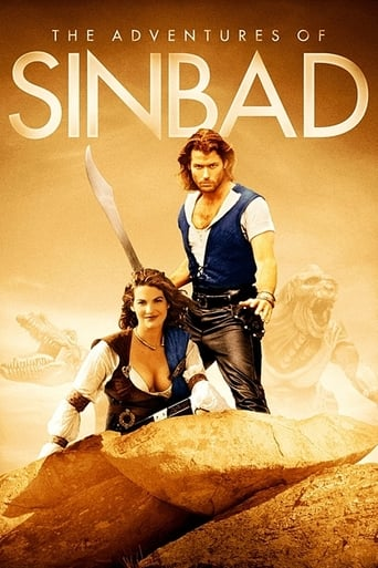 Poster of The Adventures of Sinbad