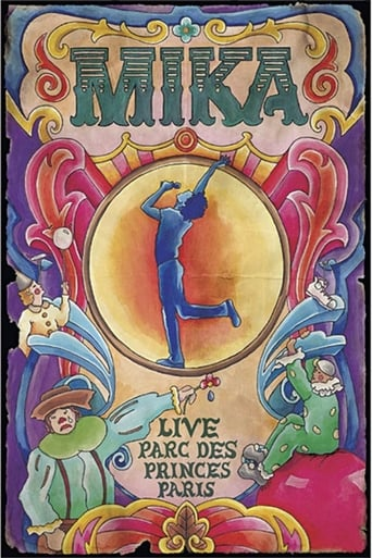 Poster of Mika: Live au Parc des Princes Paris