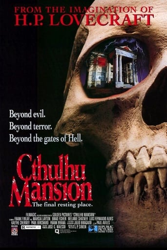 Poster of Cthulhu Mansion