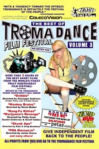The Best of Tromadance Film Festival: Volume 3 poster