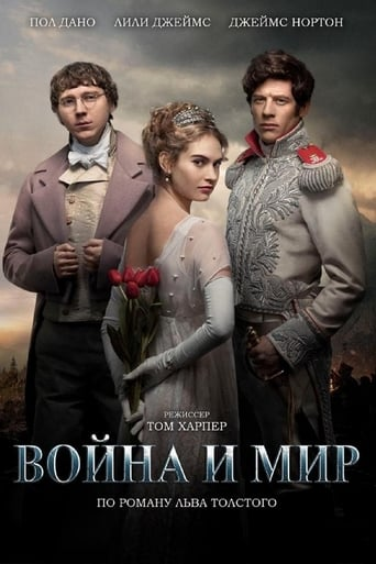 Poster of Война и мир