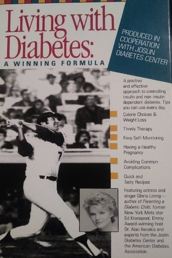 Poster of Living with Diabetes: A Winning Formula