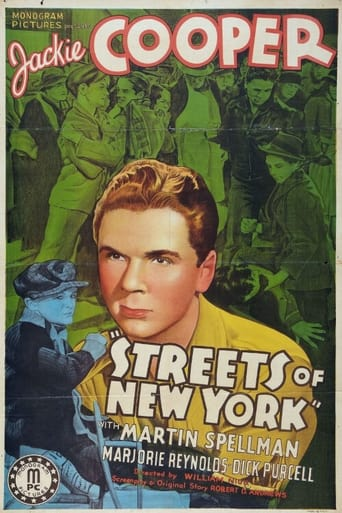 Poster of Streets of New York