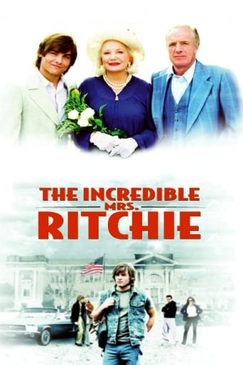 Poster of La increíble Sra. Ritchie