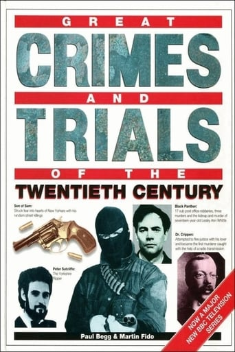 Poster of Great Crimes and Trials