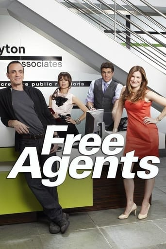 Poster of Free Agents