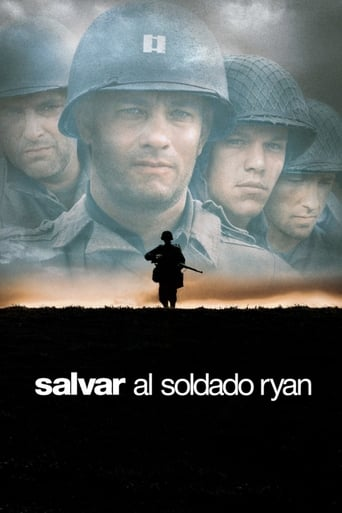 Poster of Salvar al soldado Ryan