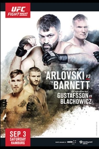 UFC Fight Night 93: Arlovski vs. Barnett