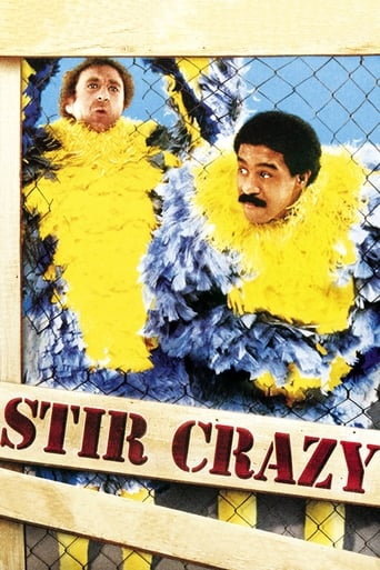 Poster of Stir Crazy