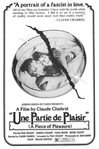 Poster of Une partie de plaisir