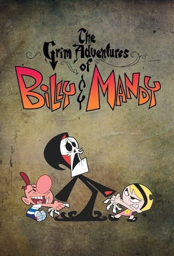 Poster of The Grim Adventures of Billy and Mandy