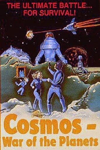 Poster of Anno zero - guerra nello spazio