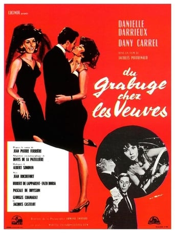 Poster of Trouble Among Widows