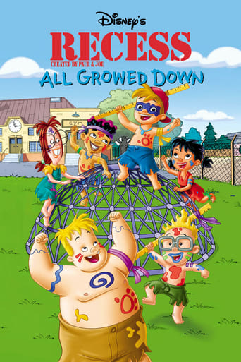 Poster of Recess: All Growed Down