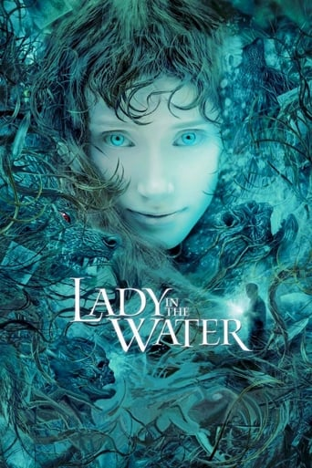 Poster of Lady in the Water