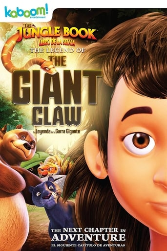 Poster of The Jungle Book: The Legend of the Giant Claw