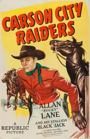 Poster of Carson City Raiders