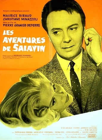 Poster of The Adventures of Salavin