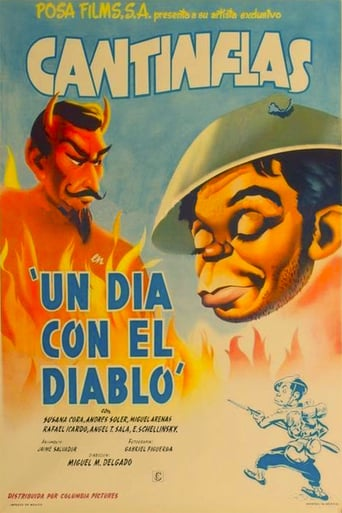 Poster of One Day with the Devil