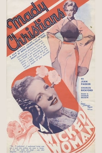 Poster of A Wicked Woman