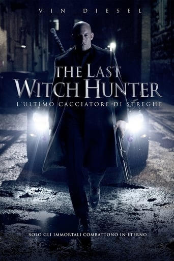 Poster of The Last Witch Hunter - L'ultimo cacciatore di streghe