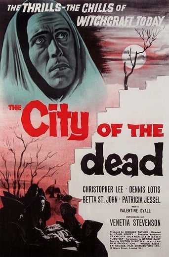 Poster of The City of the Dead